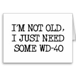 Im not old