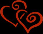 13 14 hearts