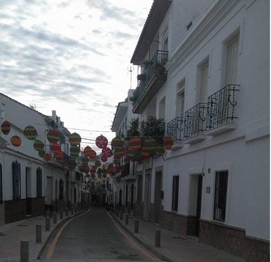 Nerja street