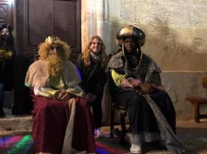 Sara and 2 of 3 kings